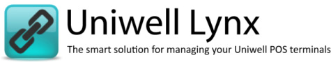 Uniwell Lynx back office