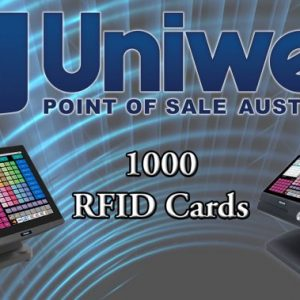1000 rfid card front