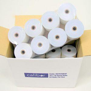 76x76 Paper Rolls
