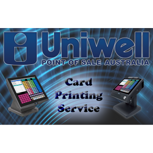 sample of our card printing service