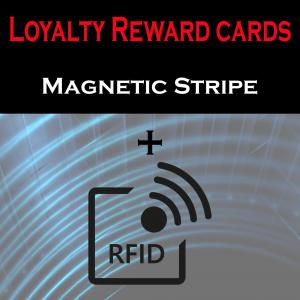 mag and rfid card